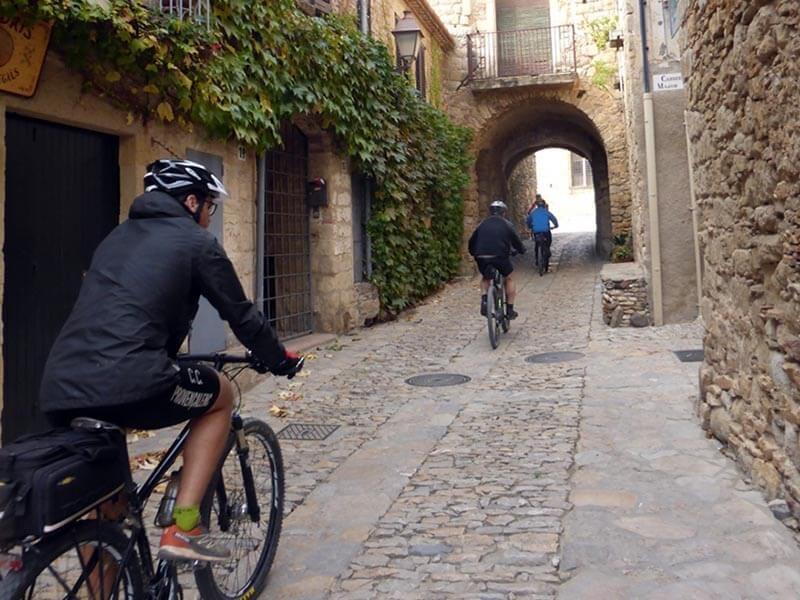 Etapa 1 Emporda Medieval en bici