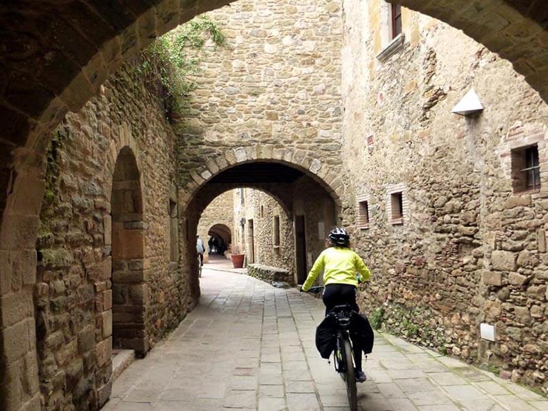 Etapa 1 Emporda Medieval