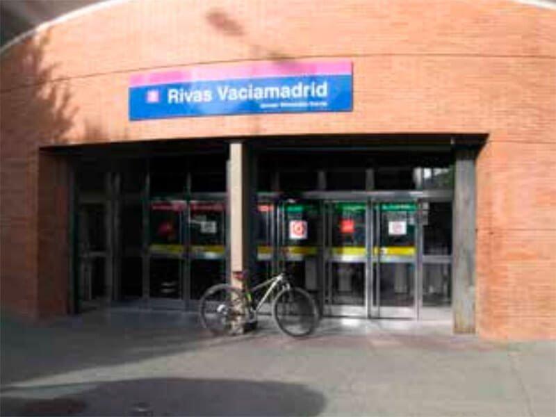 Estación Rivas Vaciamadrid