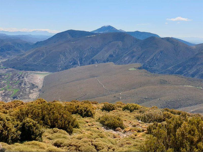 Vistas Pico del Águila