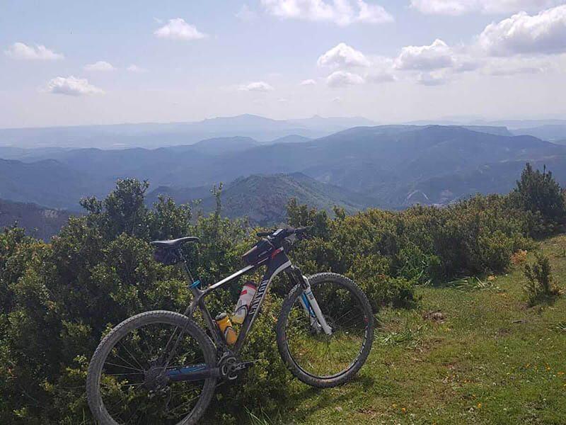 Transpyr Etapa 06 - Bici