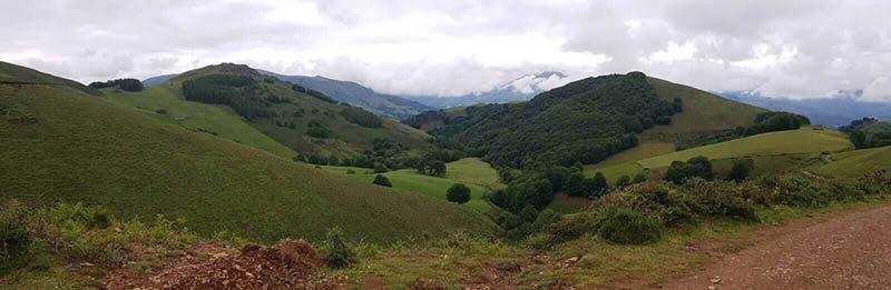 Transpyr Etapa 07 - paisaje