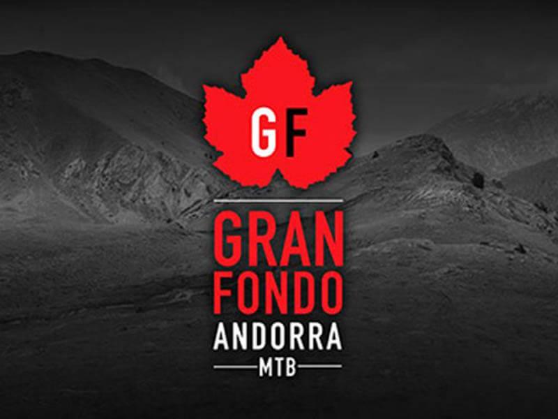 Logo Gran Fondo Andorra MTB