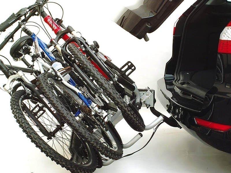 Peruzzo Siena 3 bicis - Portabicis coche