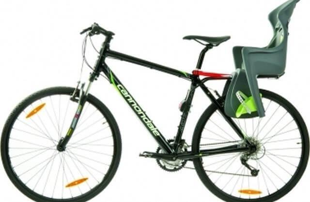 Portabebe bici Polisport