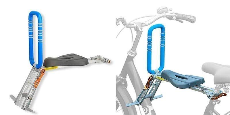 Silla bici delante UrRider