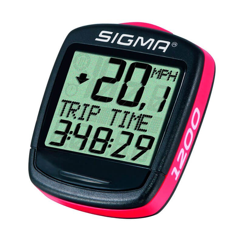 Cuentakilometros Sigma