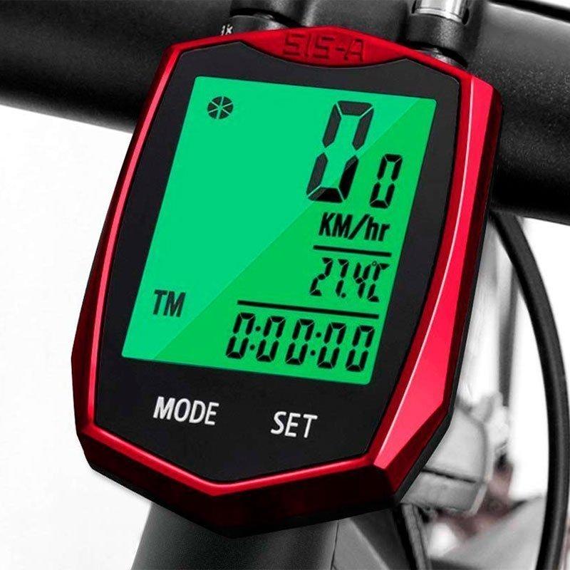 Cuentakilometros bici barato
