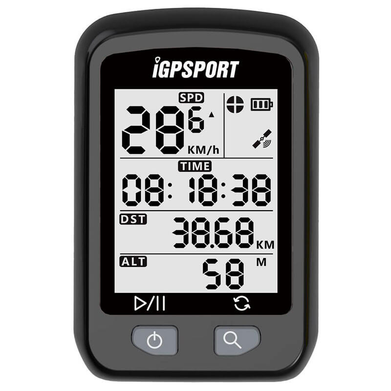 cuentakilometros GPS iGPSPORT