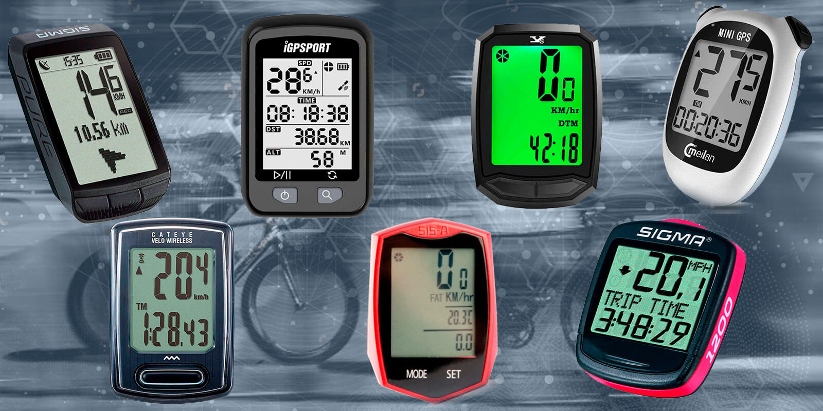 mejores cuentakilometros para bici