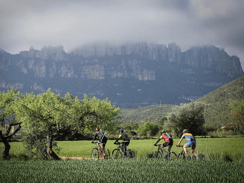 Vuelta Montserrat BTT