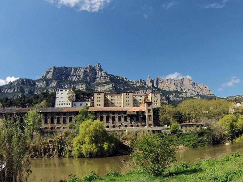 Vuelta Montserrat MTB