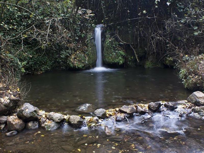 Cascada del Bejarano