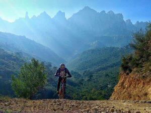 BTT Montserrat por rafaloy