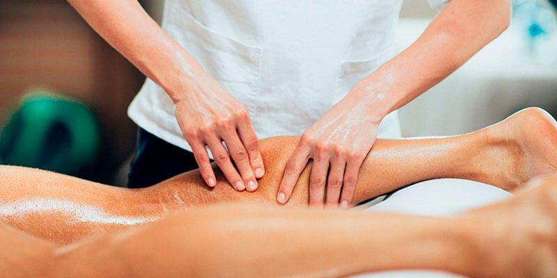 masaje recuperación ciclista