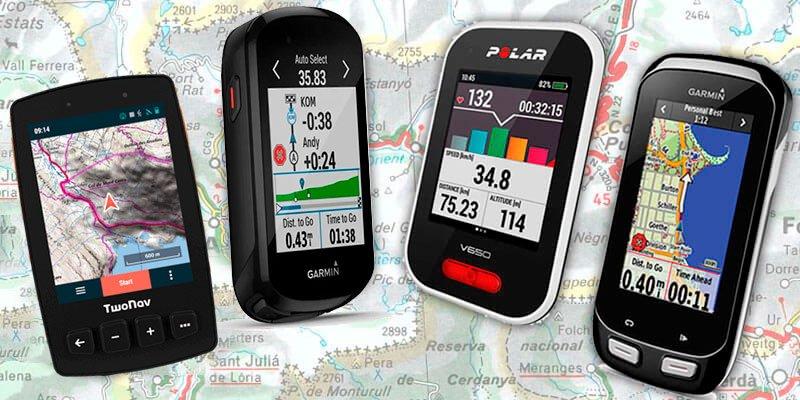 Mejor GPS para bicicleta de 2018 - Comparativa