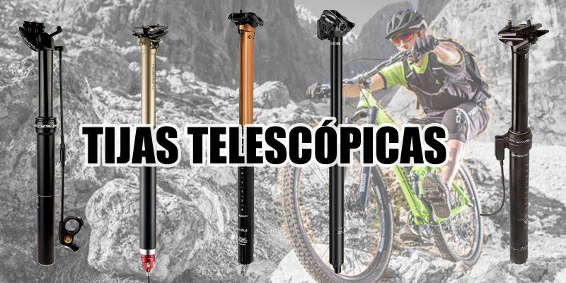 tijas telescópicas