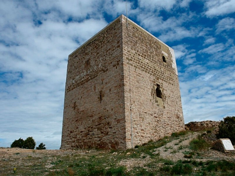 Torreón Castillo de LA Mora