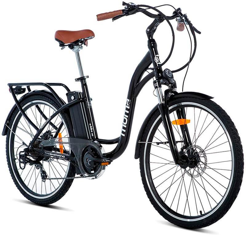 Bici electrica urbana moma