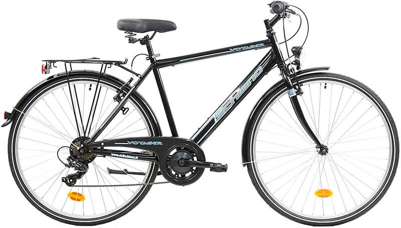 Bici hombre urbana Schiano 28