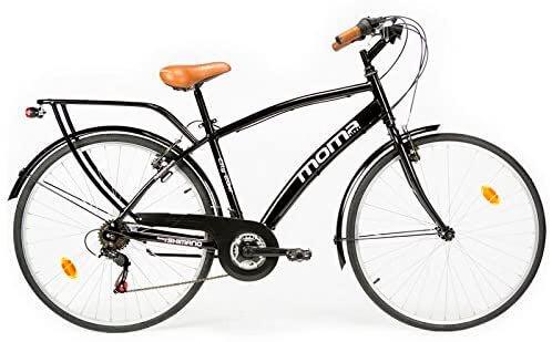 Bici paseo hombre Moma 28