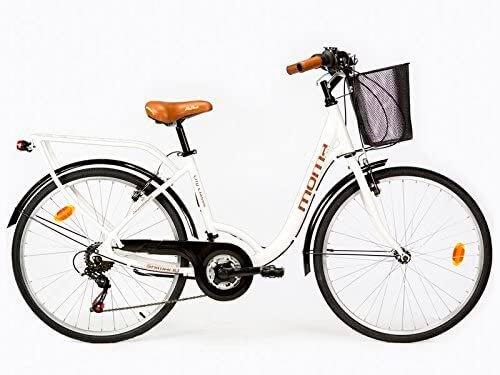 Bici paseo mujer Moma Classic 26