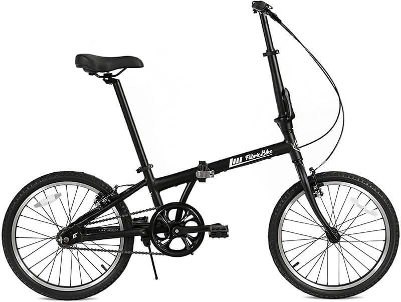 Bici plegable ciudad fabricbike