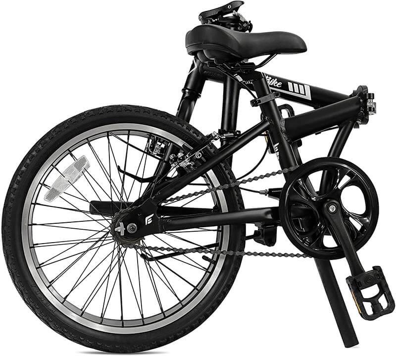 Bici plegada ciudad fabricbike