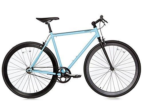 Bicicleta Fixie Moma Azul