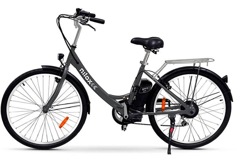 bici electrica ciudad Nilox