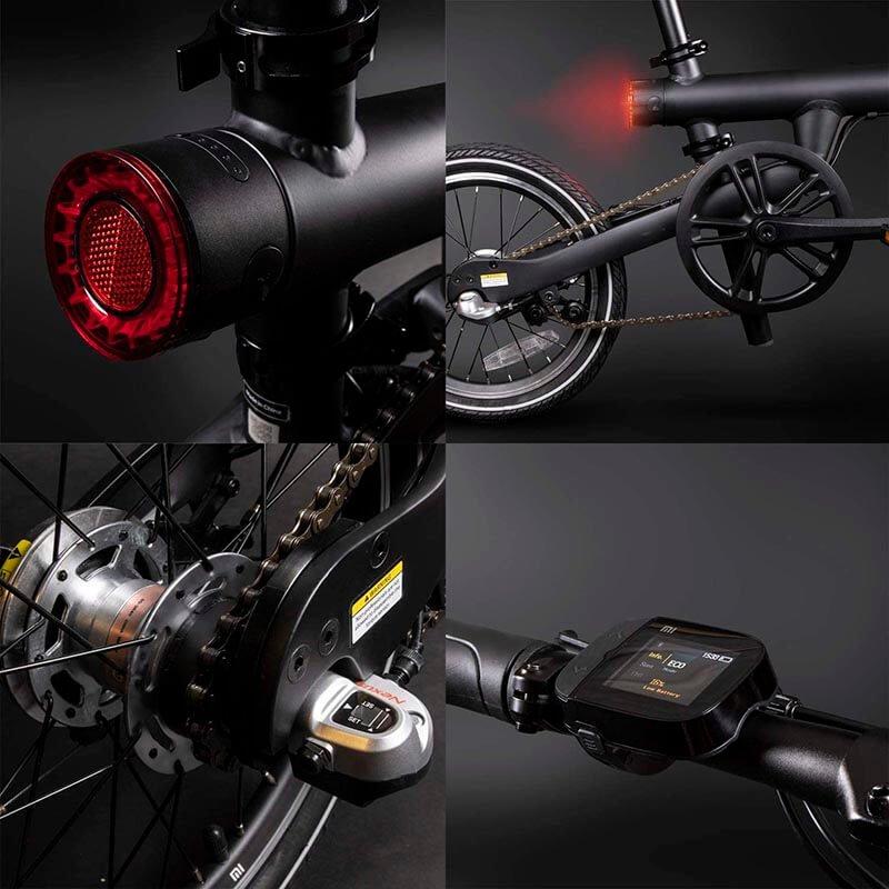 bici plegable xiaomi detalles