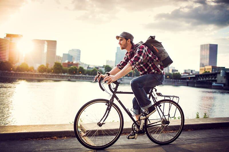 bicicletas de ciudad hombre