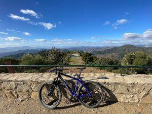 Montes de Málaga en bicicleta