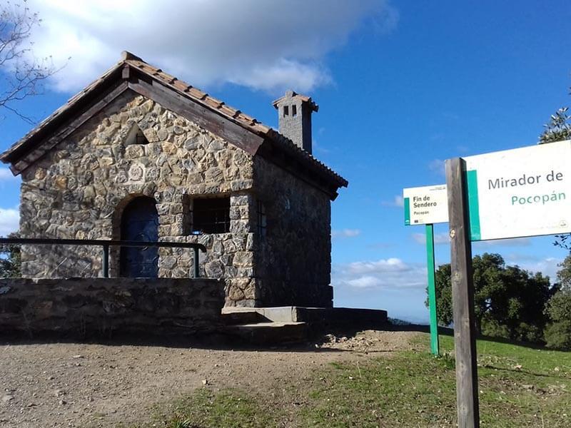 Ruta BTT Parque Pengetahuan Alam Montes de Málaga