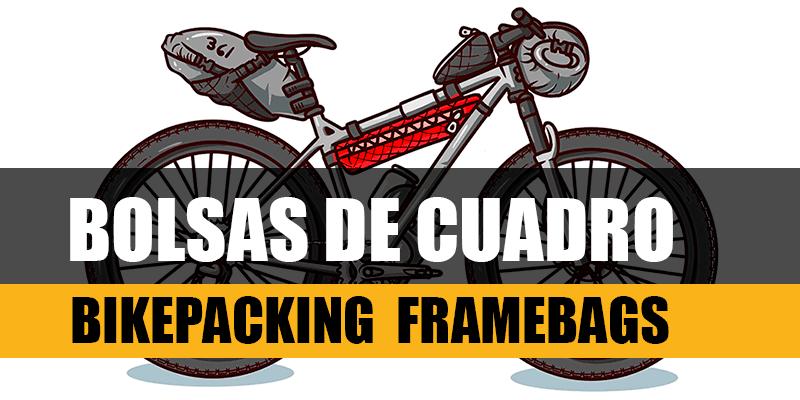 Bolsas de Cuadro para Bikepacking
